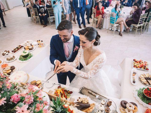 La boda de Marcos y Cristina en Algeciras, Cádiz 21