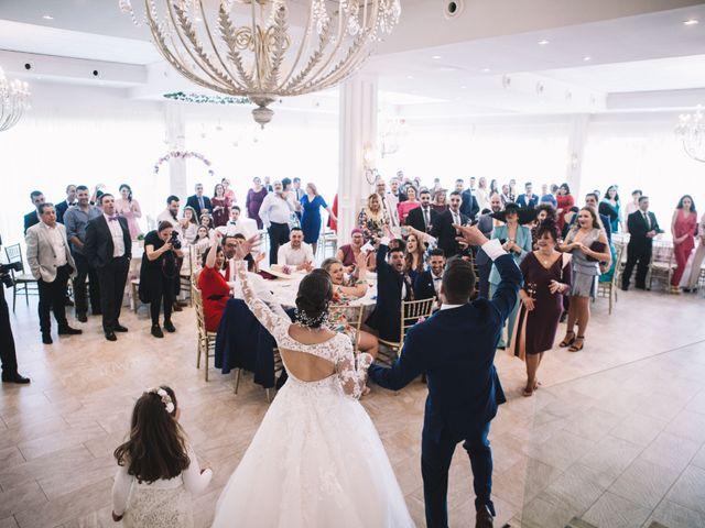 La boda de Marcos y Cristina en Algeciras, Cádiz 22