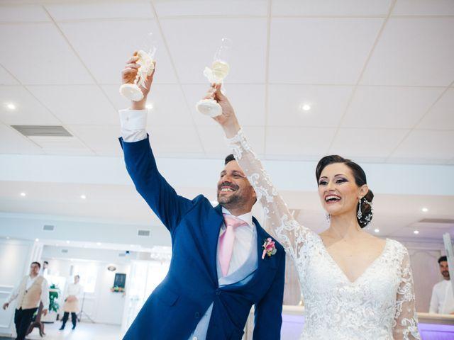 La boda de Marcos y Cristina en Algeciras, Cádiz 24