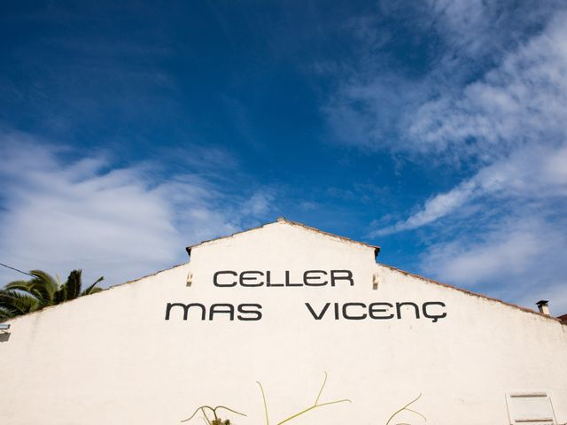 La boda de Vicenç y Mireia en El Rourell, Tarragona 14