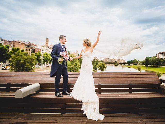 La boda de Daniel y Marta en Lleida, Lleida 1