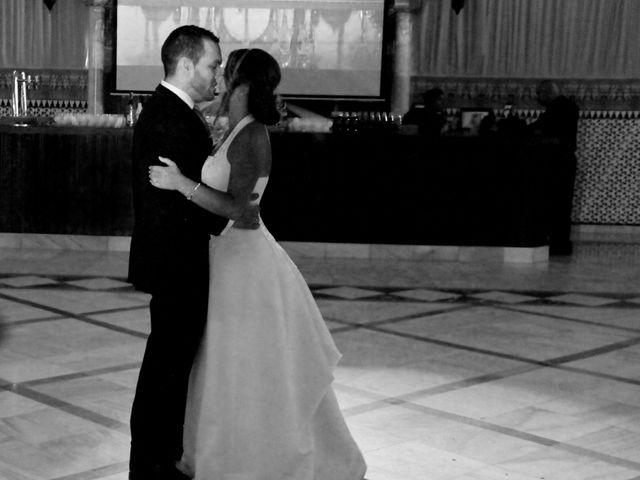 La boda de Fran y Cristina en Málaga, Málaga 7