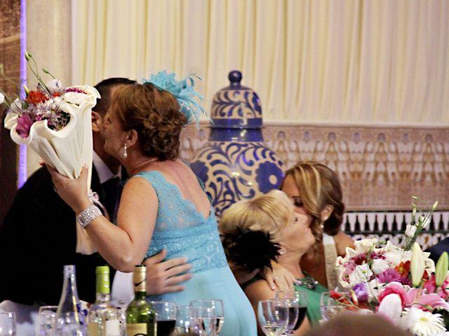 La boda de Fran y Cristina en Málaga, Málaga 10