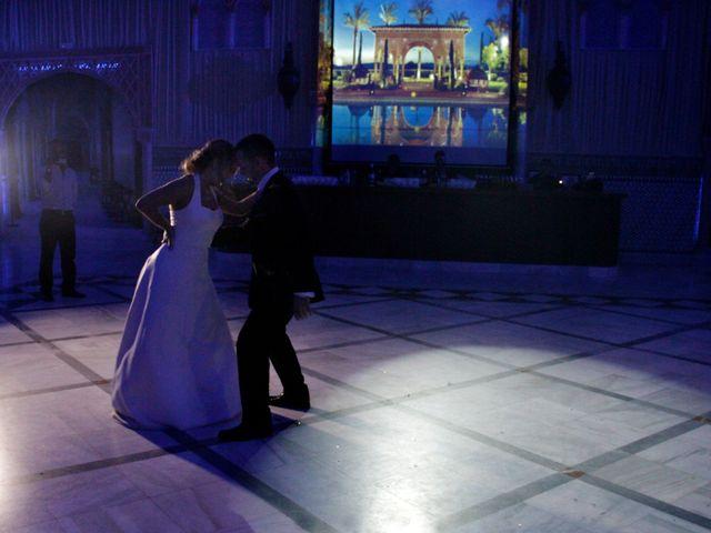 La boda de Fran y Cristina en Málaga, Málaga 11