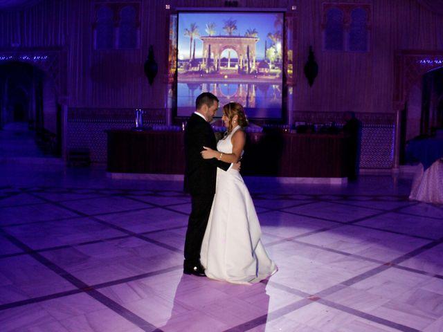 La boda de Fran y Cristina en Málaga, Málaga 12