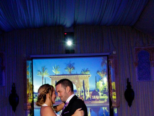 La boda de Fran y Cristina en Málaga, Málaga 13