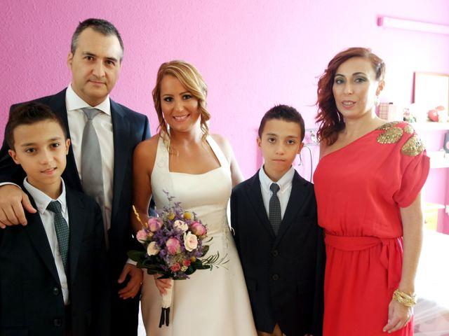 La boda de Fran y Cristina en Málaga, Málaga 19