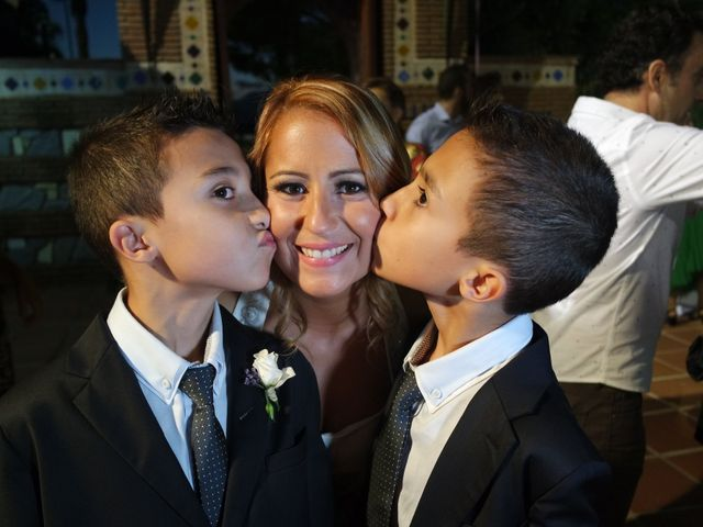 La boda de Fran y Cristina en Málaga, Málaga 27