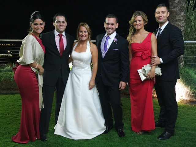 La boda de Fran y Cristina en Málaga, Málaga 29