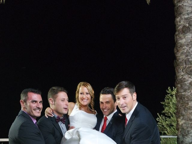 La boda de Fran y Cristina en Málaga, Málaga 31