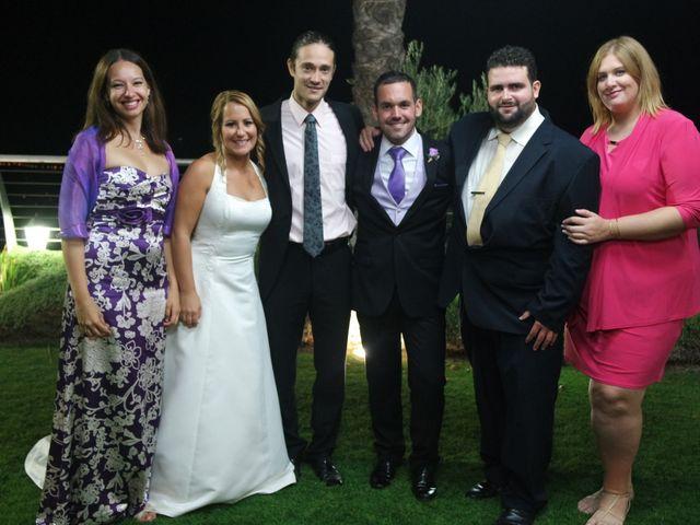 La boda de Fran y Cristina en Málaga, Málaga 34