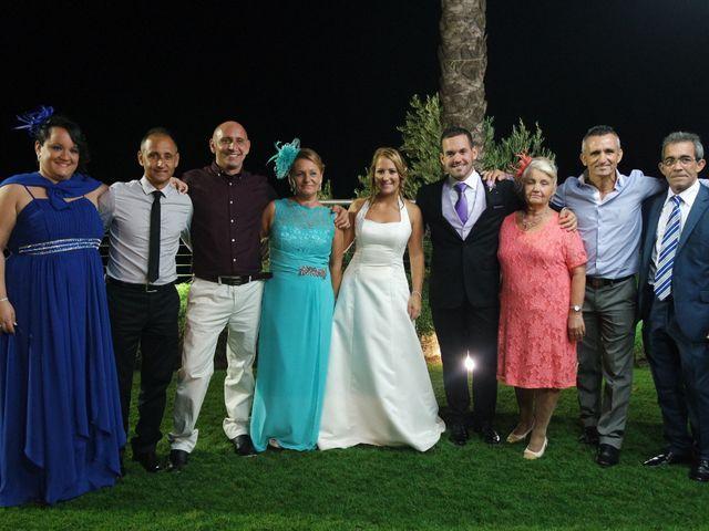 La boda de Fran y Cristina en Málaga, Málaga 36