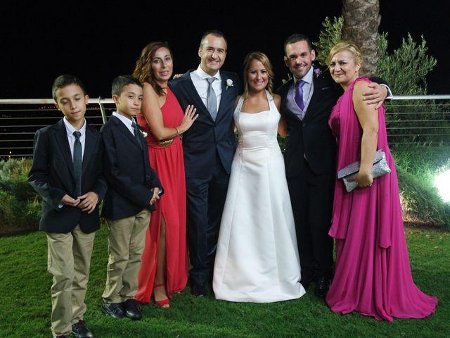 La boda de Fran y Cristina en Málaga, Málaga 37