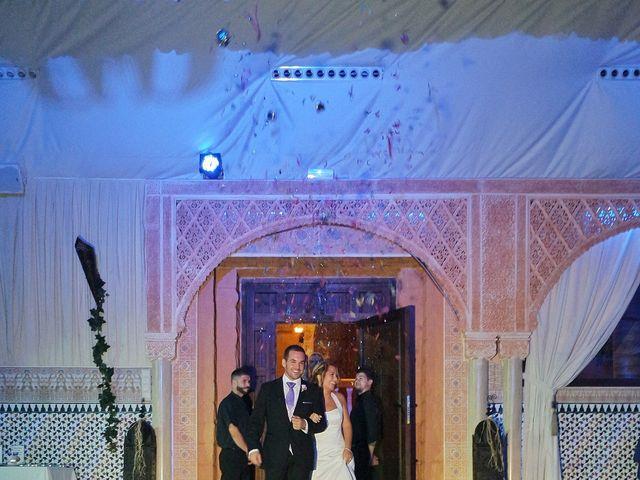 La boda de Fran y Cristina en Málaga, Málaga 39