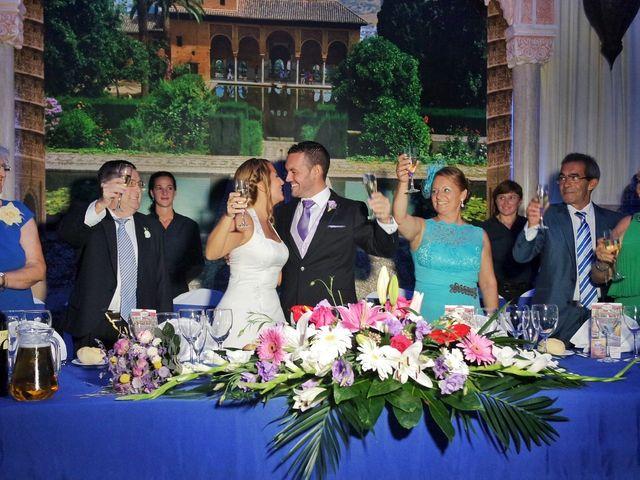La boda de Fran y Cristina en Málaga, Málaga 2