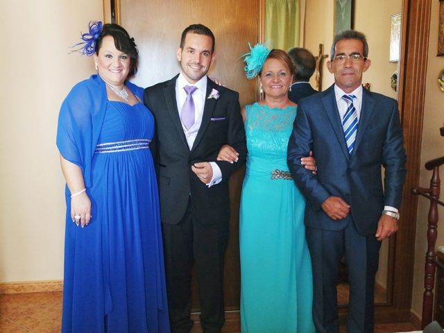 La boda de Fran y Cristina en Málaga, Málaga 40