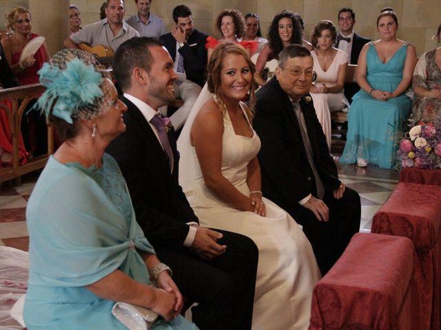 La boda de Fran y Cristina en Málaga, Málaga 41