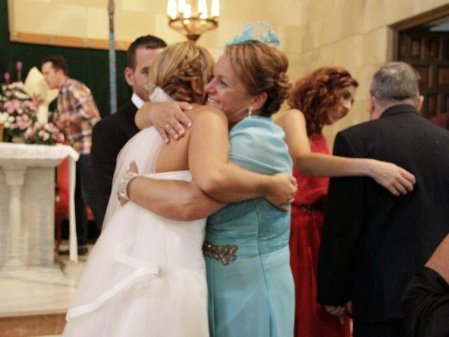 La boda de Fran y Cristina en Málaga, Málaga 42