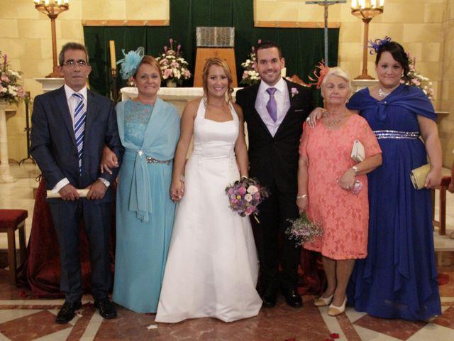 La boda de Fran y Cristina en Málaga, Málaga 43