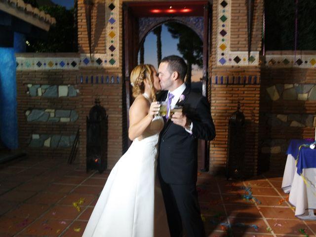 La boda de Fran y Cristina en Málaga, Málaga 45