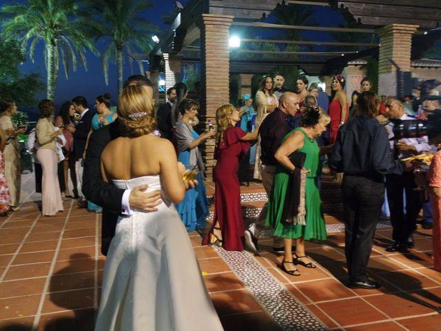 La boda de Fran y Cristina en Málaga, Málaga 46