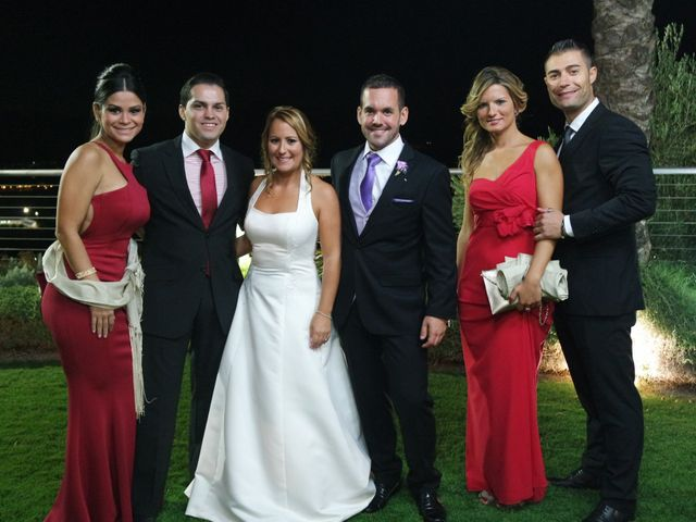 La boda de Fran y Cristina en Málaga, Málaga 47
