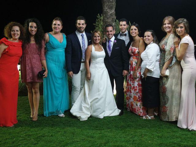 La boda de Fran y Cristina en Málaga, Málaga 52