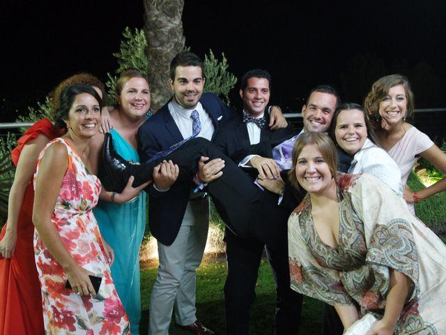 La boda de Fran y Cristina en Málaga, Málaga 53