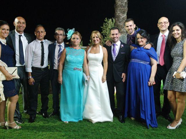 La boda de Fran y Cristina en Málaga, Málaga 54