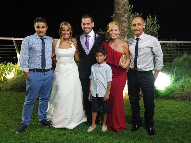La boda de Fran y Cristina en Málaga, Málaga 56