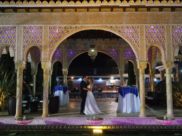La boda de Fran y Cristina en Málaga, Málaga 57