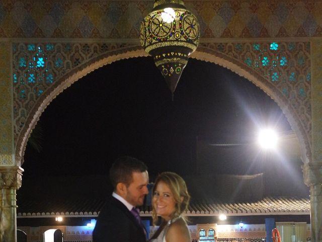La boda de Fran y Cristina en Málaga, Málaga 59