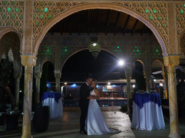La boda de Fran y Cristina en Málaga, Málaga 60