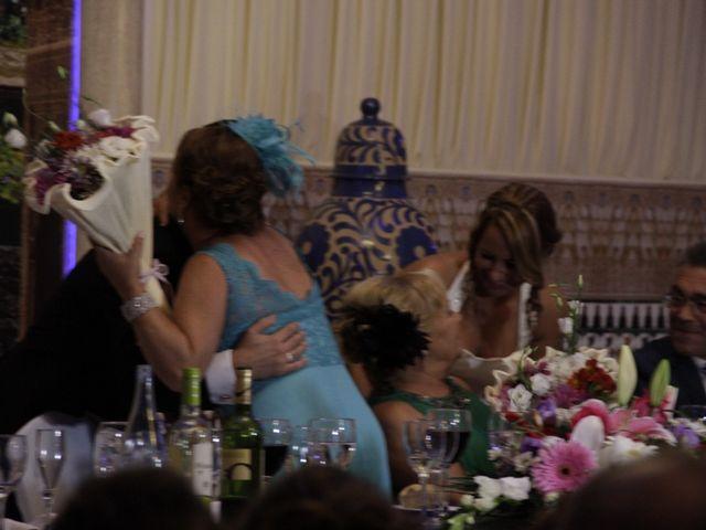 La boda de Fran y Cristina en Málaga, Málaga 61