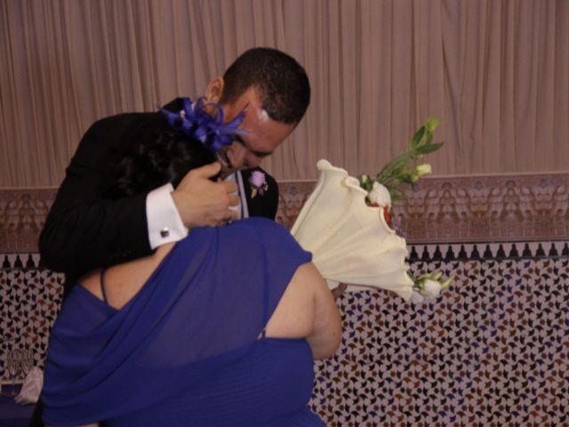 La boda de Fran y Cristina en Málaga, Málaga 63