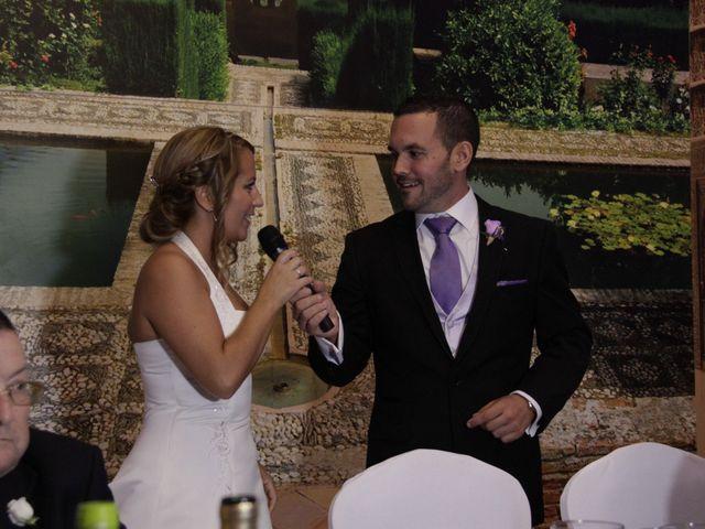 La boda de Fran y Cristina en Málaga, Málaga 64