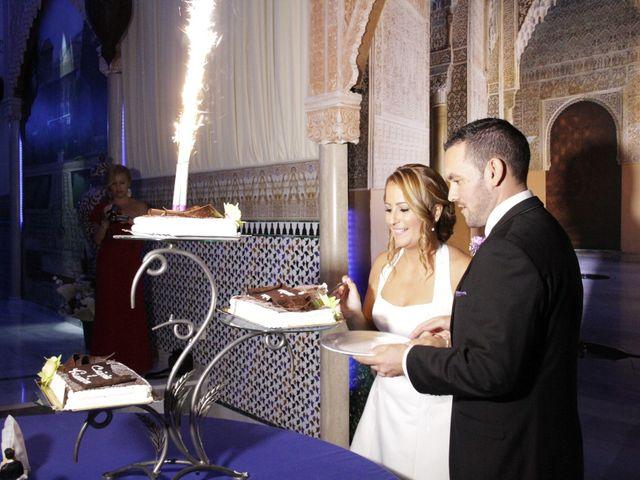 La boda de Fran y Cristina en Málaga, Málaga 65