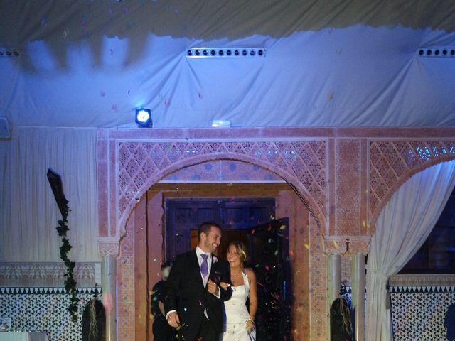 La boda de Fran y Cristina en Málaga, Málaga 74