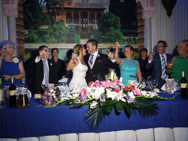 La boda de Fran y Cristina en Málaga, Málaga 77