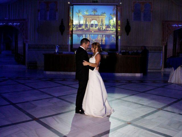 La boda de Fran y Cristina en Málaga, Málaga 80