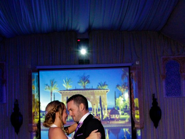 La boda de Fran y Cristina en Málaga, Málaga 85