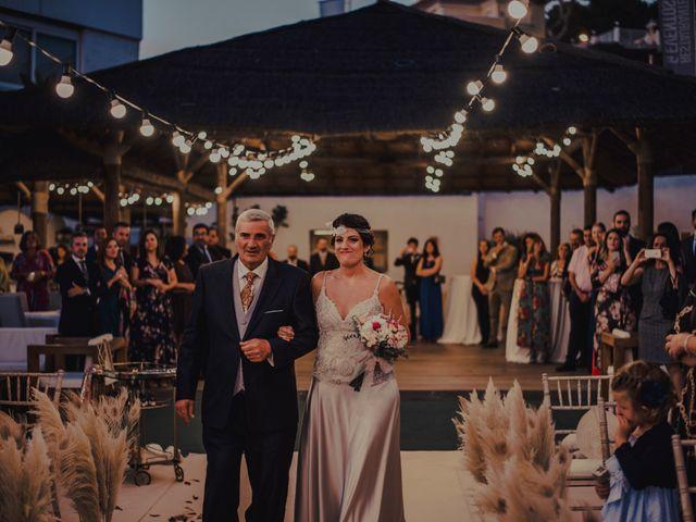 La boda de Juan Carlos y Natalia en Málaga, Málaga 12