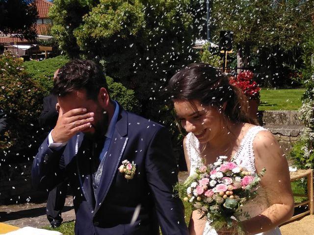 La boda de Javier y Leticia en Chantada, Orense 1