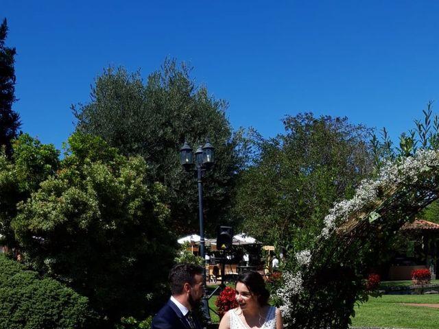 La boda de Javier y Leticia en Chantada, Orense 6