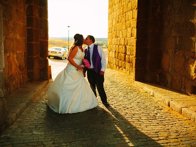 La boda de Julio y Cristina en Ávila, Ávila 4