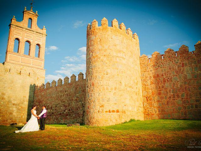 La boda de Julio y Cristina en Ávila, Ávila 5