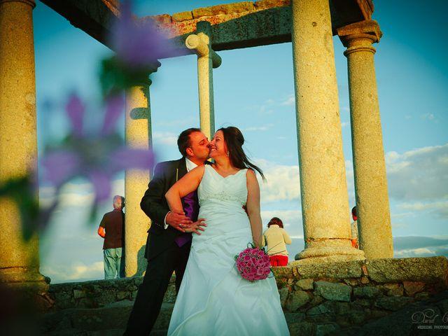La boda de Julio y Cristina en Ávila, Ávila 9