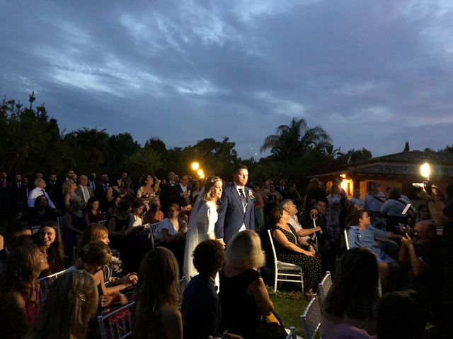 La boda de Javier  y Patrícia