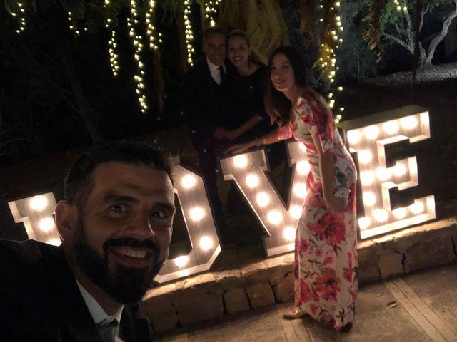 La boda de Patrícia  y Javier  en Vilamarxant, Valencia 2