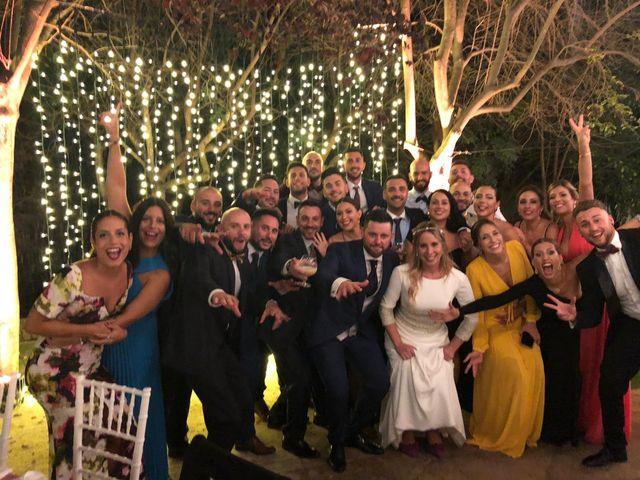 La boda de Patrícia  y Javier  en Vilamarxant, Valencia 3